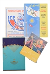 "Julius ""Pete"" Leichnitzs 1948 RCAF Flyers Hockey Program and Memorabilia Collection"