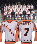 Paul Coffeys 1985 NHL All-Star Game Campbell Conference Game-Worn Jersey with His Signed LOA