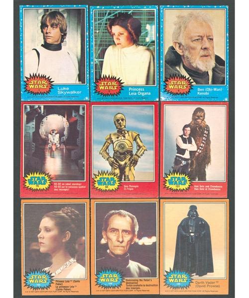 Topps-Sticker 67-Star Wars-Les derniers Jedi
