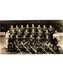 "Rare Montreal Canadiens 1947-48 Rice Studios Team Photo (10"" x 19"")"