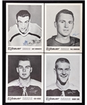 1968-69 Bauer Advisory Staff Photos Near-Complete Set (21/22) Including Orr with 4 Signed