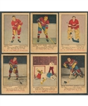 1951-52 Parkhurst Hockey Complete 105-Card Set