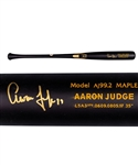 Aaron Judge New York Yankees Signed Chandler Game Model Bat - MLB Authenticated