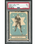 "1933-34 O-Pee-Chee V304 Series ""B"" Hockey Card #50 HOFer Aurele Joliat - Graded PSA 3"