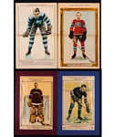 "1927-32 ""La Presse"" Hockey Picture Collection of 12 Including Howie Morenz, Clint Benedict, Frank Boucher, Babe Seibert, Charlie Conacher, Tiny Thompson, Chuck Gardiner and Others"
