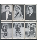 1939-40 O-Pee-Chee V-301-1 Hockey Complete 100-Card Set Including Abel, Brimsek, Cowley, Conacher, Dumart and Bauer Rookie Cards