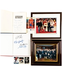 Henri Richards Montreal Canadiens Memorabilia and Autograph Collection from His Personal Collection with Family LOA