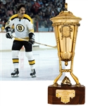 "Derek Sandersons 1970-71 Boston Bruins Prince of Wales Championship Trophy from His Personal Collection with His Signed LOA (13"")"