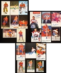 Huge Montreal Canadiens 1969-70 to 2008-09 Postcard and Team-Issued Item Collection of 2,350+ including 150+ Signed