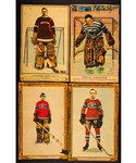 "1927-32 ""La Presse"" Sport Picture Collection of 98 Including Hockey (37 with Morenz, Vezina, Shore, Benedict, Gardiner), Baseball (23 with Ruth, Martin) and Other Sports (38 with Henie, Sarazen)"