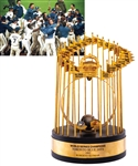 "Roberto Alomars Toronto Blue Jays 1992 World Series Championship Trophy (12"")"
