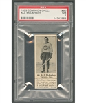 1925 Dominion Chocolate #60 Bert McCaffery (with Tab) - Graded PSA 7 - Highest Graded